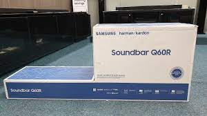Samsung 2019 HW Q60R Soundbar Unboxing and Test - YouTube