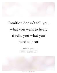 Intuition Quotes Mesmerizing 48 Most Beautiful Intuition Quotes And Sayings