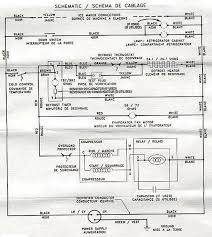 kenmore refrigerator defrost timer wiring diagram schematics and refrigerator pressor is running and not cold or cooling