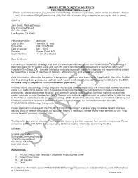 Sample Medical Appeal Letter Ideas 100 Sample Letter For