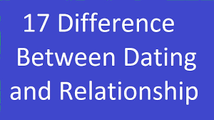 what is the difference between dating and friendship