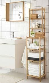 bamboo bath furniture. get organized and relaxed in your bathroom with the ikea bamboo bath furniture