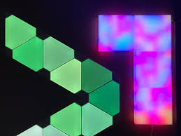 Gaming Led Wall Lights Nanoleaf Or Lifx Which Smart Lights Belong On Your Walls
