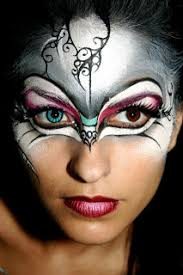face painting masquerade mask makeup face painting by jinny houle