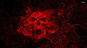 67 Red Skull Wallpapers On Wallpaperplay