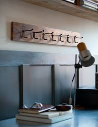 Old School Coat Rack Old school style coat rack with 100 zinc hooks This real rustic piece 53