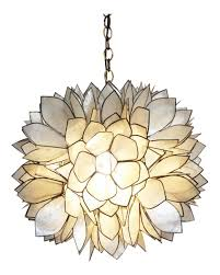 fifteen arm red crystal chandelier with lotus flower design charming