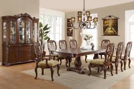 Solid Wood Formal Dining Room Sets  Page 3  InsurserviceonlinecomSolid Wood Formal Dining Room Sets