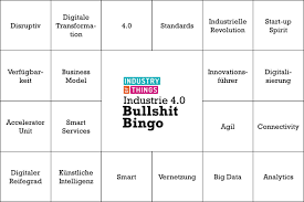 buzzword bingo generator industrie 4 0 bullshit bingo