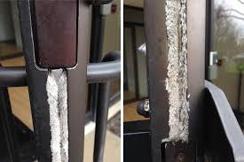 commercial door weather stripping. user submitted photos of wool pile. commercial door weather stripping b