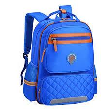 uniuooi primary backpack book bag for boys s 5 7 years old waterproof nylon