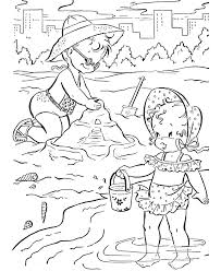 Small Picture beach hut coloring pages Coloring Pages For Kids Scrapbook