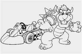 Mario And Luigi Coloring Pages Admirably Coloring Pages Mario Kart
