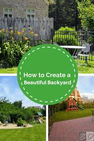 learn how to create a beautiful backyard with these diy landscaping tips discover how easy