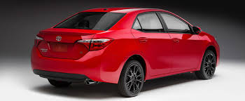 2016 corolla special edition. Exellent 2016 Throughout 2016 Corolla Special Edition T