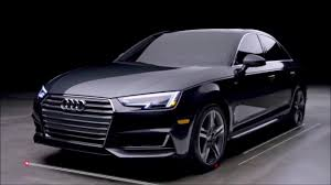 2018 audi a4. wonderful 2018 the allnew 2018 audi a4  redesigned interior to audi a4