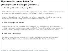 How To Write A Proper Cover Letter Impressive Cover Letter Retail Operations Manager Covering Assistant Sample