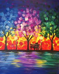 painting date night