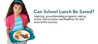 can school lunch be saved experience life