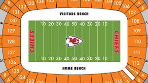 Arrowhead Stadium Concert Seating Chart The Awesome Arrowhead Stadium Seating Chart Seating Chart