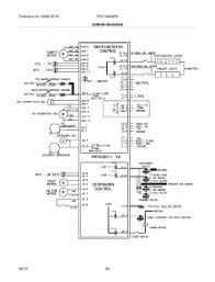 wiring diagram frigidaire refrigerator wiring parts for frigidaire fphf2399mf6 refrigerator on wiring diagram frigidaire refrigerator