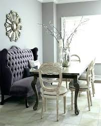 dining room table with sofa seating gallery house design and round