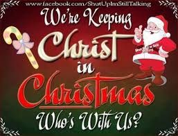 Religious Christmas Quotes Stunning We Are Keeping Christ In Christmas Christmas Merry Christmas
