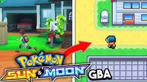 Pokemon SUN and MOON GBA ROM Hack with ALOLA REGION &More! (New COMPLETED Pokemon  GBA ROM Hack 2020) - YouTube
