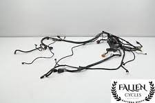 motorcycle wires electrical cabling for harley davidson softail 06 harley softail fatboy flstf wiring wire harness loom main