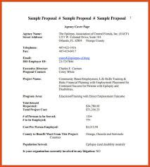 Cost Proposal Templates proposal format moa format 52