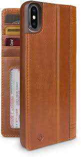 Twelve South Journal for iPhone Xs Max | <b>Luxury Leather</b> Wallet ...