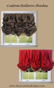 custom roman shades in a variety of styles choose any variety of fabric shades from the flat roman shade balloon shade or the austrian shade