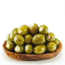 Olive Oak Size Chart Garlic Stuffed Olives