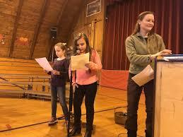 Garden of thanks: WES celebrates help on school gardens   Wiscasset  Newspaper