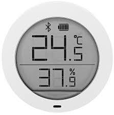 Погодная Станция <b>Xiaomi Mijia</b> Bluetooth Temperature Humidity ...