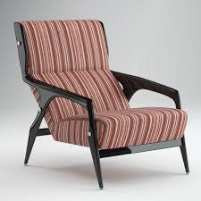 gio ponti chair 2 3d model max obj fbx mtl 2