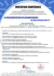 conf eacute rence universit eacute paris ii panth eacute on assas masters droit du confeacuterence universiteacute paris ii pantheacuteon assas masters droit du multimeacutedia et de l informatique et droit de la communication la regraveglementation du