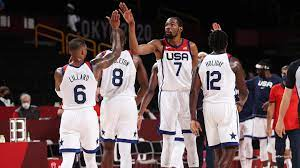 U.S. Men's Basketball Team Pulls Away ...