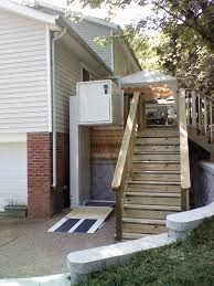 Wheelchair Lifts For Accessibility Access  Mobility - Exterior wheelchair lifts