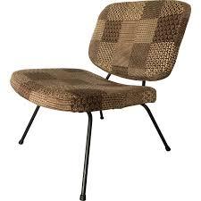 mid century thonet cm190 low chair pierre paulin 1950s