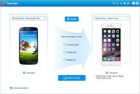 Einfacher Smartphone-Wechsel: iOS zu Android Samsung