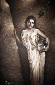 nostalgia painting by suraj laheru