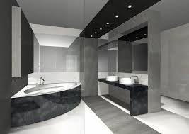 large bathroom layouts modern