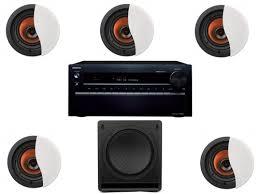 klipsch wall mount speakers. klipsch cdt3650cii in wall system #9 mount speakers