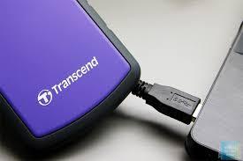 Обзор и тестирование внешнего <b>жесткого диска Transcend</b> ...