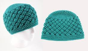 Crochet Beret Pattern Best Celtic Dream Crochet Beanie Pattern AllFreeCrochet