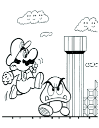 Disegni Da Colorare Mario Bros Playingwithfirekitchencom