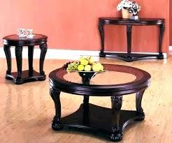 cool round coffee tables round wood and glass coffee table cool round wood and glass coffee