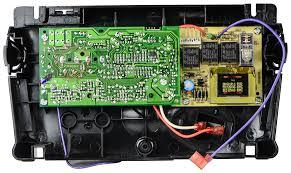 liftmaster chamberlain 41ac075 2 garage door opener circuit board