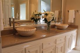 traditional master bathroom with flat panel cabinets inset cabinets double sink master bathroom